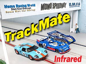 trackmatetitle trackmate lap timing (infrared) home racing world & the slot car  at crackthecode.co