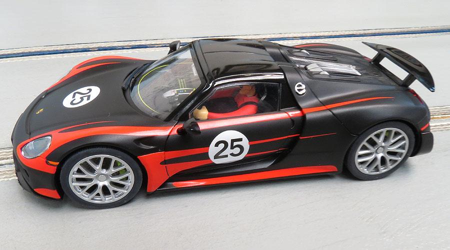 carrera porsche 918 spyder home racing world the slot car garage. Black Bedroom Furniture Sets. Home Design Ideas