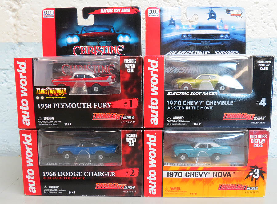 new release car moviesAuto World Release 15  Home Racing World  The Slot Car Garage