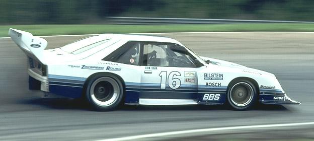 Web Com Reviews >> IMSA Mustang GTP Prototype Reference - Home Racing World