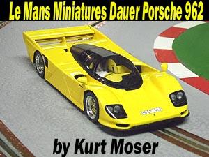 Le Mans Miniatures Reviews - Home Racing World & Slot Car Garage