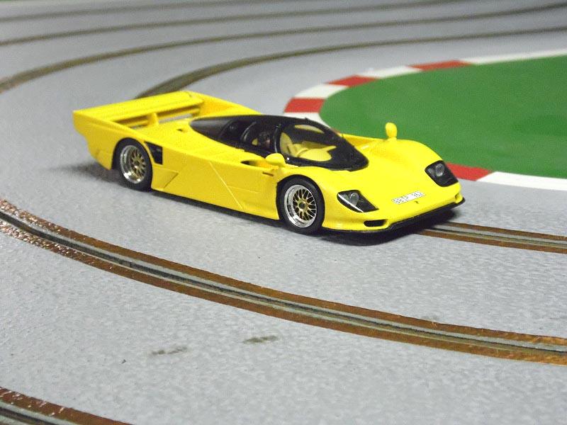Hobbies Slot Cars, Race Tracks & Accessories Le Mans